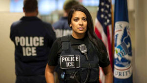 Deportation officer uses combination of skill and empathy.