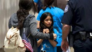Estados Unidos – Menores separados de sus padres inmigrantes.
