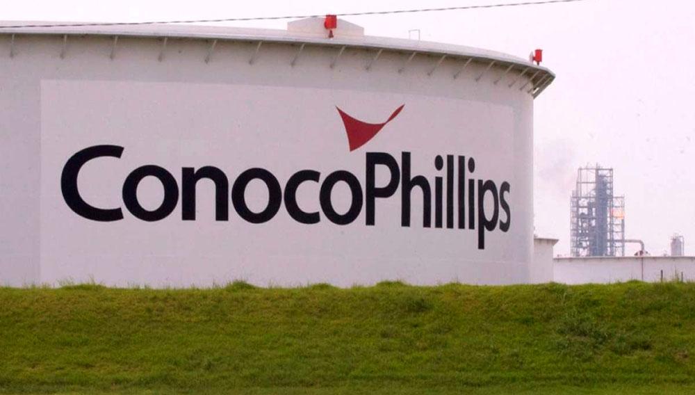ConocoPhillips buys Burlington Resources for $35.6 billion. Photo: F. Carter Smith, COURTESY PHOTO