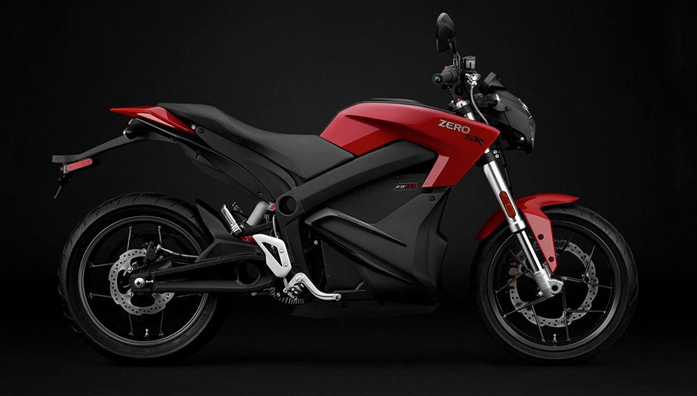 Zero-sr-2017-moto-electrica