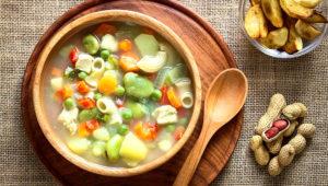 El maní un ingrediente típico de Bolivia. Foto: Viajejet.com