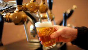Experts say the craft brew industry is too crowded to keep growing at such a fast pace. (Fred Tanneau/AFP/Getty Images)