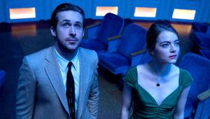 Ryan Gosling (Sebastian) y Emma Stone (Mia) interpretan a los soñadores de La La Land. Foto: Cortesía Dale Robinette/Lionsgate