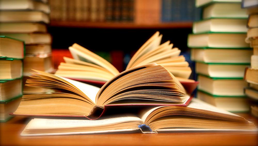 Libros en una biblioteca. CREDIT ABHI SHARMA / WIKIMEDIA COMMONS