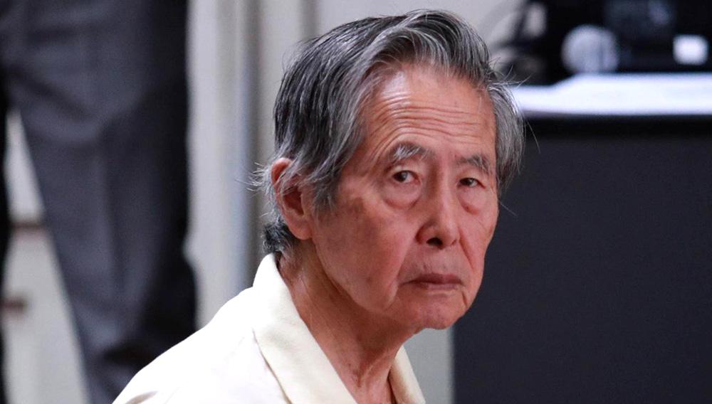 Alberto Fujimori. | Cordon Press