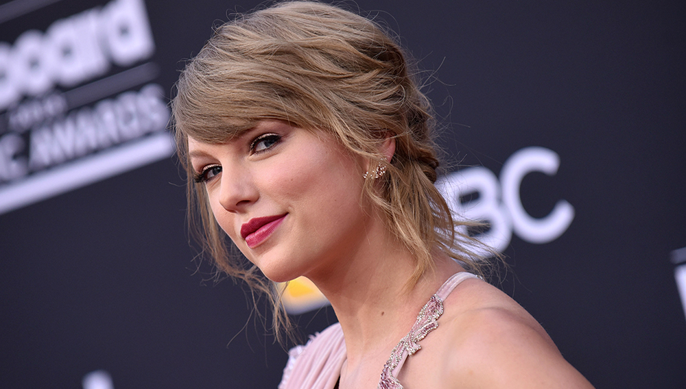Taylor Swift. Photo: LISA O'CONNOR/AFP/Getty Images