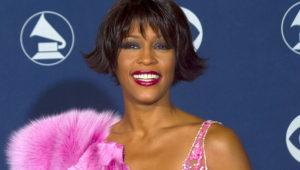 Whitney Houston. PHOTO: BOB RIHA JR./GETTY IMAGES