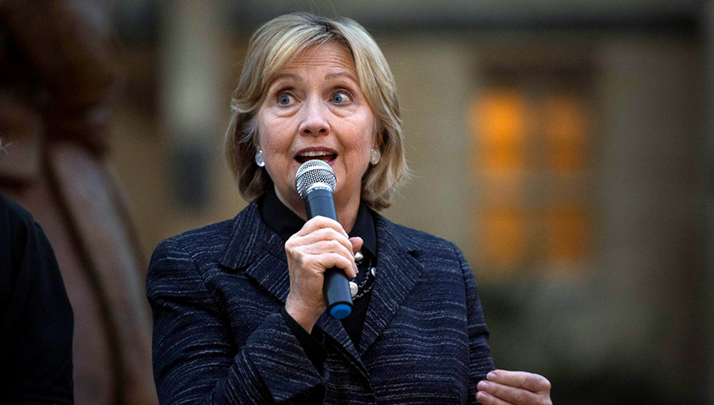 Hillary Clinton said her husband's affair 'was not an abuse of power' (PA Wire/PA Images)
