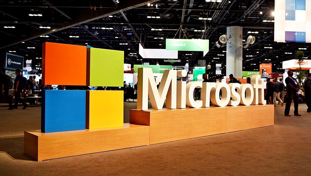 Microsoft logo ignite 2017. Windows Central