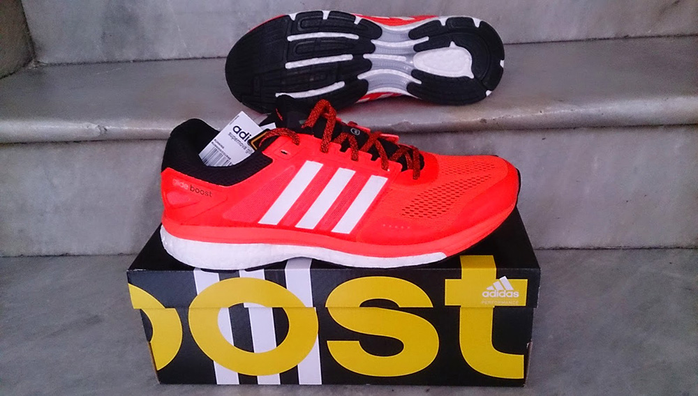 Zapatillas Adidas Boost.