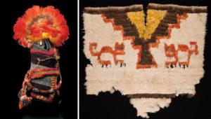 """L'exposition """"Inca Dress Code"""" ouvre ses portes aux Musée Art & Histoire de Bruxelles."""