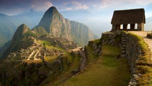 Magnificent Machu Picchu Sunrise. Photo: Nathan C. Wade/Flickr