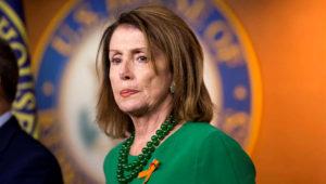 Nancy Pelosi, líder demócrata de la Cámara de Representantes de Estados Unidos. EFE/Archivo