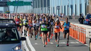 Maratón de Nueva York 2018. Foto: AFP