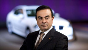 Carlos Ghosn. Photo: Jonathan Torgovnik/Getty Images