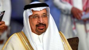Saudi Minister of Energy, Industrial and Mineral Resources Khalid al-Falih. Fayez Nureldine | AFP | Getty Images
