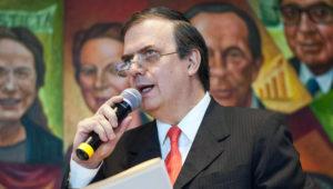 Marcelo Ebrard, ex jefe de gobierno del DF. Foto: Cuartoscuro.