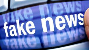 Fake News en Facebook.