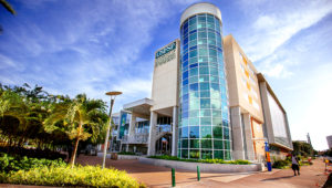 University of South Florida St. Petersburg. COURTESY CITY OF ST. PETERSBURG