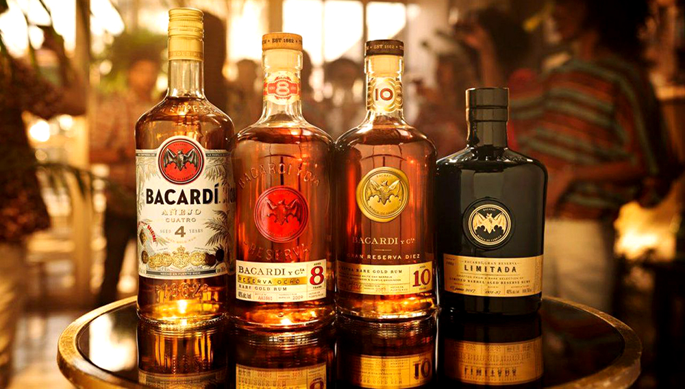 BACARDÍ's NYC launch event for its new premium portfolio is Thursday, May 10. | BACARDÍ