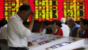 Shanghai Composite Index registra peor sesión en 2 años. | Forbes México