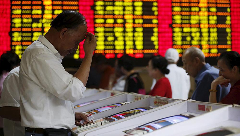 Shanghai Composite Index registra peor sesión en 2 años.   Forbes México