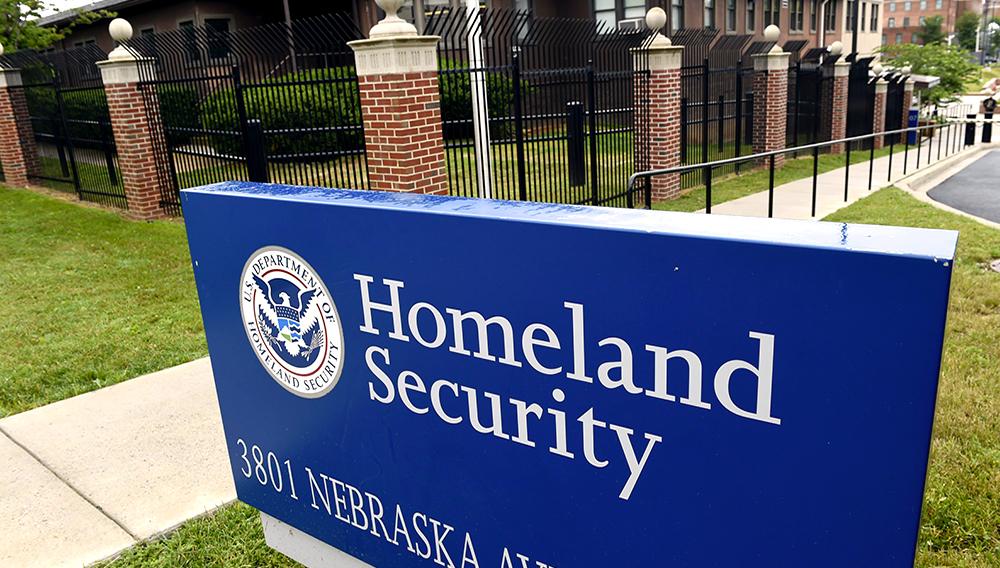 Fotografía de archivo del 5 de junio de 2015 de la sede del Departamento de Seguridad Nacional en el noroeste de Washington. (AP Foto/Susan Walsh, Archivo)