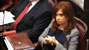 Cristina Fernández de Kirchner (Foto: Damián Dopacio/NA).