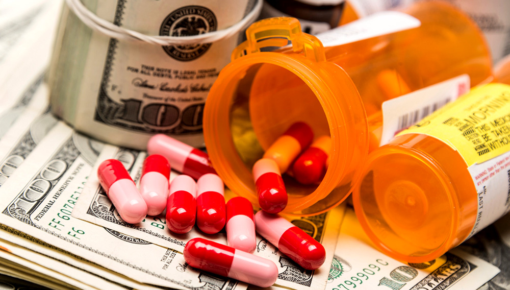 Big Pharma. Expensive healthcare. Juanmonino | Stockbyte | Getty Images