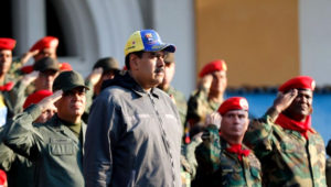 Venezuela says reviewing ties with EU states over Guaido support. AFP