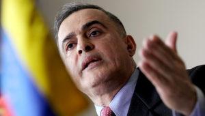 Tarek William Saab (EFE)
