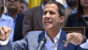Juan Guaidó (Foto de Matias Delacroix/ AFP)