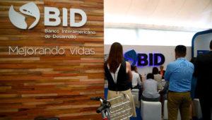 Participación del Banco Interamericano de Desarrollo (BID) en el Hábitat III en Quito, Ecuador. Foto: ElUniverso.com
