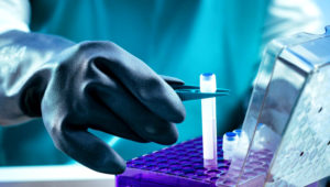 Biobanks can help scientists retain quality samples for future experiments. Microgen/Shutterstock