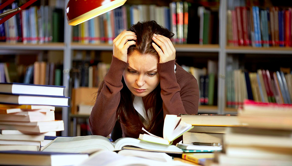 Can schools do more to help teens cope with exam stress? SHIRONOSOV / GETTY IMAGES/ISTOCKPHOTO