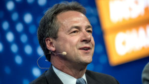 Steve Bullock, Governor of Montana, speaks at the Milken Institute Global Conference in Beverly Hills, California, U.S., on Monday, May 1, 2017. David Paul Morris   Bloomberg   Getty Images