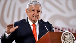 Conferencia de prensa del presidente Andrés Manuel López Obrador. | Foto: lopezobrador.org.mx