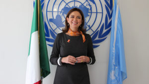 Ana Güezmes, la promotora de la igualdad de género. | Foto: ONU Mujeres México