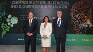 Perú propone a los países de las Américas enfrentar juntos el comercio ilegal de vida silvestre. | Foto: Minagri Perú (Flickr)