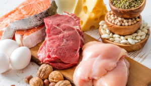 Boosting your intake of lean proteins can help build and maintain muscle mass. | stock.adobe.com