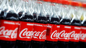 Coca-Cola has been good at revitalizing their portfolio, says analyst. | Reuters