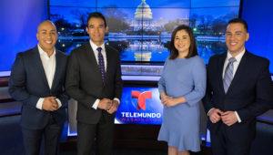 Noticiero Telemundo 44 Washington DC. | Foto: Telemundo