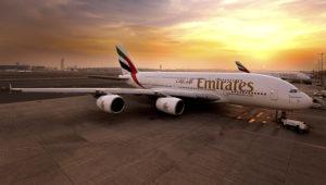 Emirates starts second A380 to Johannesburg. | Photo: emirates.com