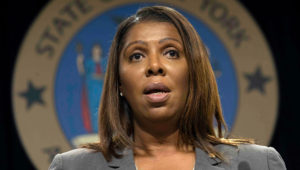 New York Attorney General Letitia James. | Photo: AP