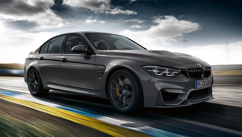Automóvil BMW M3 CS F80 2018. | Foto: coches.com