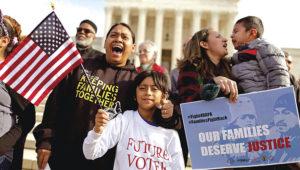 Inmigrantes en Estados Unidos.   Foto: Archivo