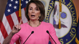 Nancy Pelosi. Photo by Mark Wilson/Getty Images