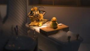 Se trata de una abeja hecha con CGI, y detrás de la cuenta está la organización Foundation de France, una red de filántropos creada por el gobierno de Francia para hacer frente al declive de la población de las abejas. | Foto @bee_nfuencer (Instagram)