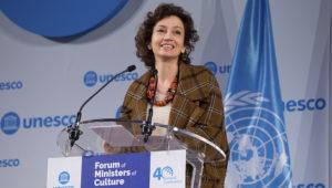 Forum des Ministres de la Culture. | © UNESCO/Christelle ALIX