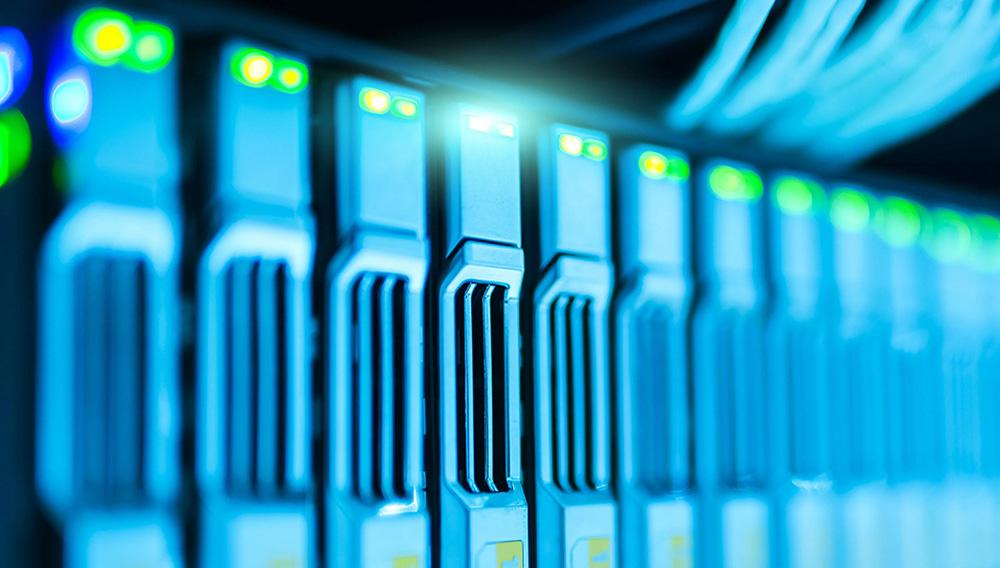 Data center. Shutterstock